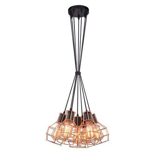 Lampa wisząca carron 7 md50148-7 – - autoryzowany dystrybutor azzardo marki Azzardo