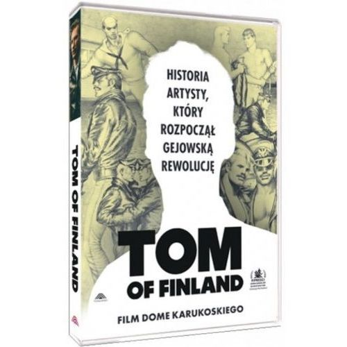 Add media Tom of finland (płyta dvd) (5901549908701)