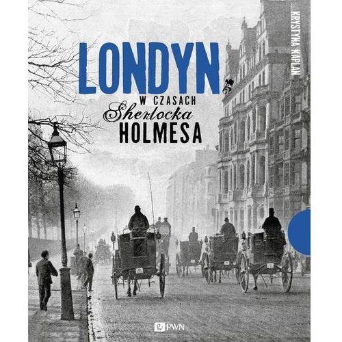 Londyn w czasach Sherlocka Holmesa (9788301185039)
