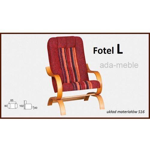 FOTEL L z kategorii fotele