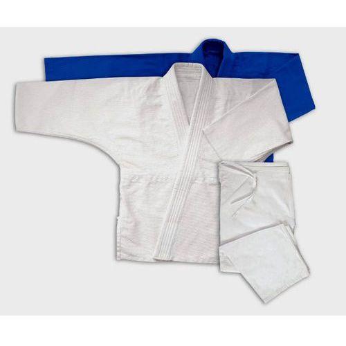 Jiu Jitsu Gi Białe Podwójna Plecionka 17oz - Kimono do Jiu-jitsu (GTTA940_120), GTTA940_120