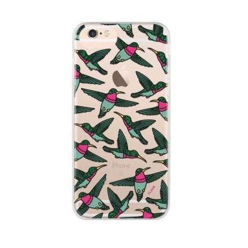 Etui FLAVR iPlate Hummingbirds iPhone 6/6S/7/8 Wielokolorowy (28368), kolor wielokolorowy