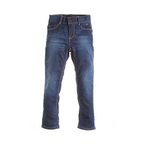 Dżinsy w kolorze ciemnoniebieskim | rozmiar 128 - produkt dostępny w LIMANGO