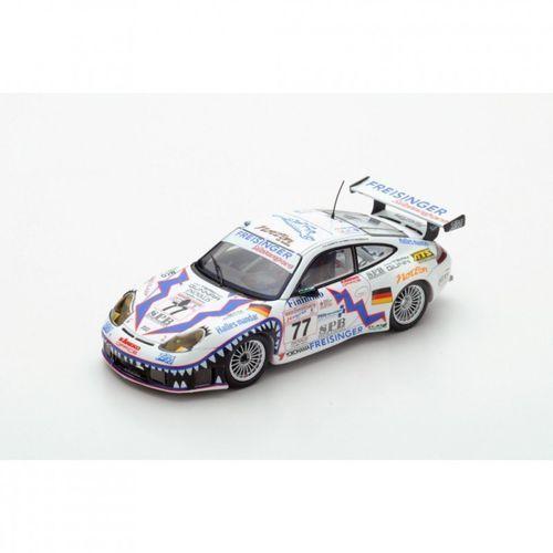 Porsche 911 GT3 RS #77 R. Dumas/G. Jeannette/P. Haezebrouck 7th Le Mans 2001 (9580006947604)