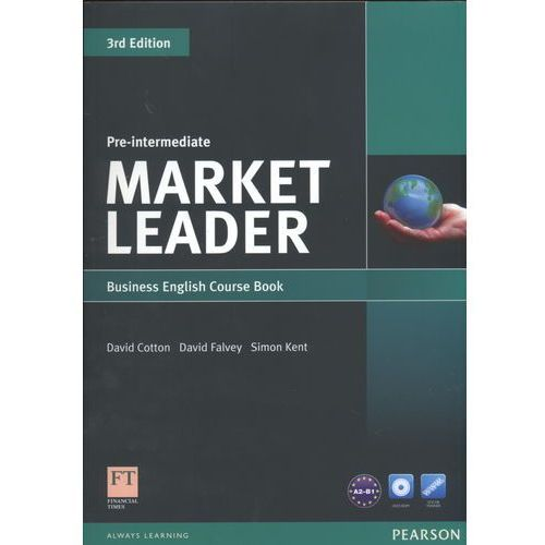 Market Leader Pre-Intermediate Business English Course Book With Dvd-Rom, Longman