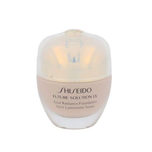 Shiseido Future Solution LX Total Radiance Foundation SPF15 podkład 30 ml dla kobiet l60 Natural Deep Ivory