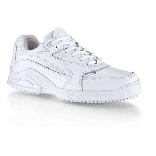 Buty męskie | athletic - falcon ii ob | białe | rozmiary 38-47, Shoes for crews
