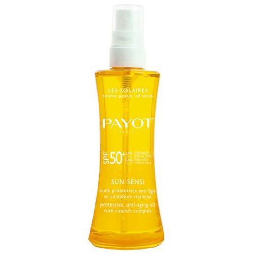 PAYOT Sun Sensi Huile Corps Protective Anti-Ageing Oil SPF 50+ 125ml (3390150552434)
