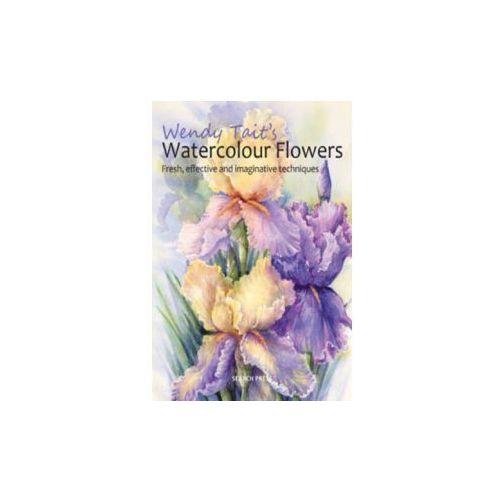 Wendy Tait's Watercolour Flowers (144 str.)