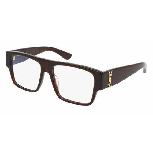 Saint laurent Okulary korekcyjne sl m6 002