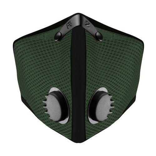Rz mask Maska antysmogowa i przeciwpyłowa m2 forest green mesh m + darmowy transport! (0814972020849)
