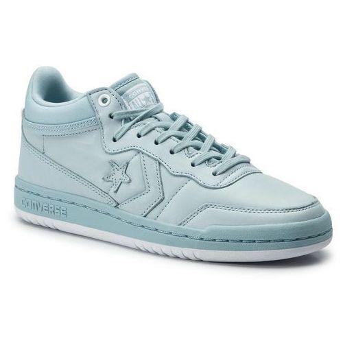 Sneakersy - fastbreak mid 160572c ocean bliss/ocean bliss/white, Converse, 37-37.5
