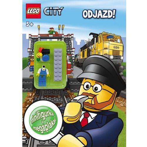 LEGO® City. Odjazd! + FIGURKA LMI 5 (ilość stron 24)