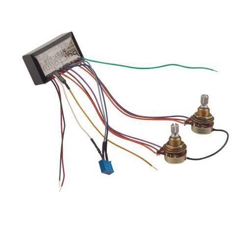 Bartolini hr-4.1/918 - pre-wired preamp