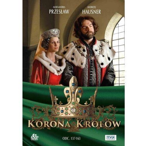 Telewizja polska s.a. Korona królów sezon 2 odcinki 137-163 (4dvd) (5902739661031)