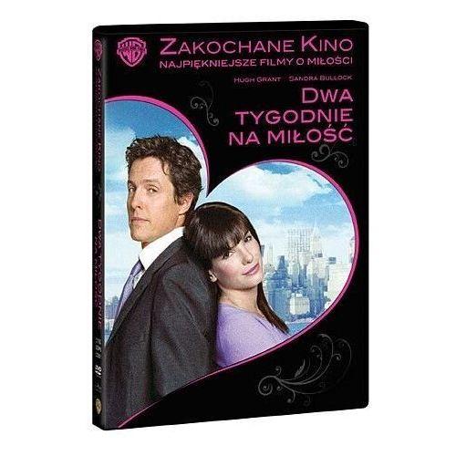 Dwa tygodnie na miłość (zakochane kino) 7321910233016 marki Galapagos films