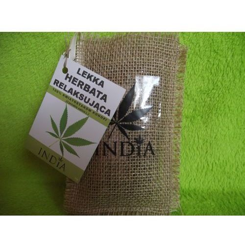India Cosmetics- Herbata Relaksująca z konopi