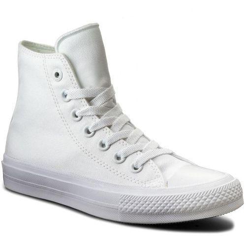 Trampki CONVERSE - Ct II Hi 150148C White/White, kolor biały
