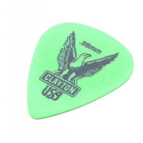 Gewa 526060 M088 Clayton Delrin kostka gitarowa