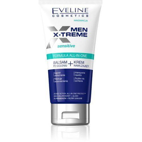 Eveline Men X-Treme Balsam po goleniu + krem 150ml - Eveline OD 24,99zł DARMOWA DOSTAWA KIOSK RUCHU (5901761933130)
