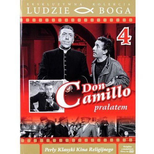 Ludzie Boga. Don Camillo prałatem DVD + książka (9788365405210)