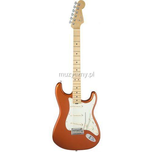 Fender American Elite Stratocaster MN ABM Autumn Blaze Metallic gitara elektryczna