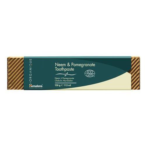 Himalaya Herbals Pasta do zębów organiczna Ekocert 150 g (8901138816629)