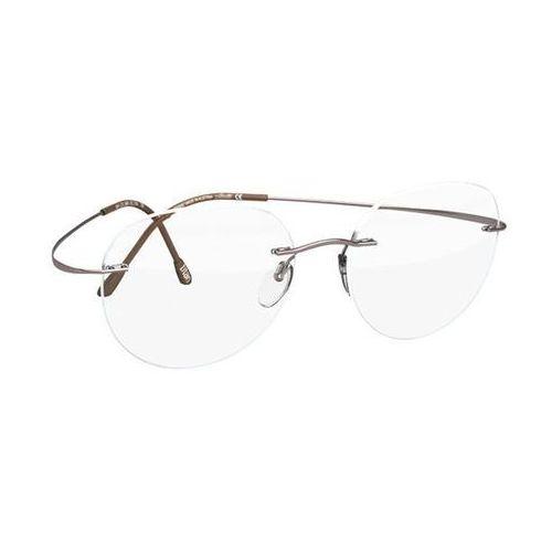Silhouette Okulary korekcyjne tma must collection 2017 5515 cn 7110