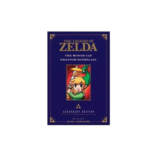 Legend of Zelda: The Minish Cap / Phantom Hourglass -Legendary Edition-