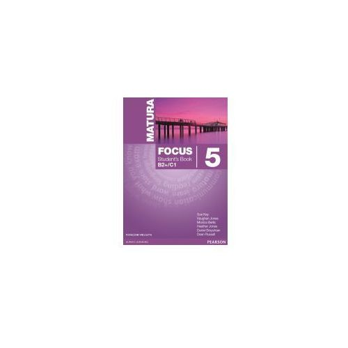 Matura Focus 5 podręcznik LO (160 str.)