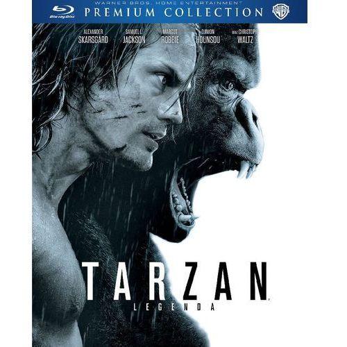Tarzan: Legenda Premium Collection (Blu-ray) - David Yates DARMOWA DOSTAWA KIOSK RUCHU