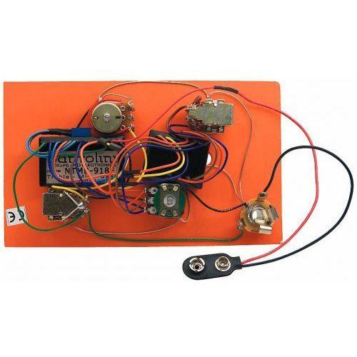 Bartolini HR-4.6AP/918 - Pre-Wired Active/Passive Preamp, 3-Band EQ