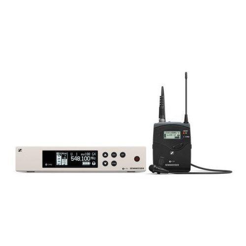 Sennheiser ew 100-g4-me2 zestaw bezprzewodowy z mikrofonem na klips
