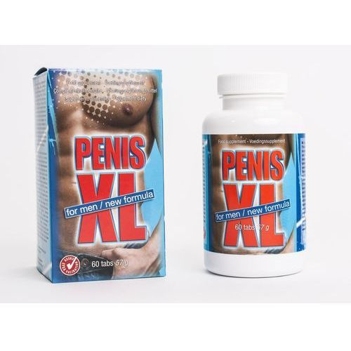 Penis XL 60 tabl. Tabletki powiększające penisa 540318, 540318