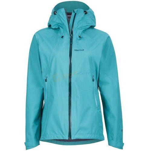 Marmot Kurtka damska knife edge jacket  (zielona)