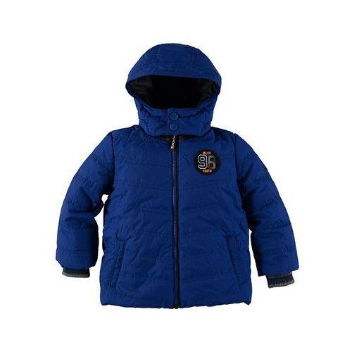 Kurtka w kolorze niebieskim | rozmiar 122/128 - produkt z kategorii- kurtki dla dzieci