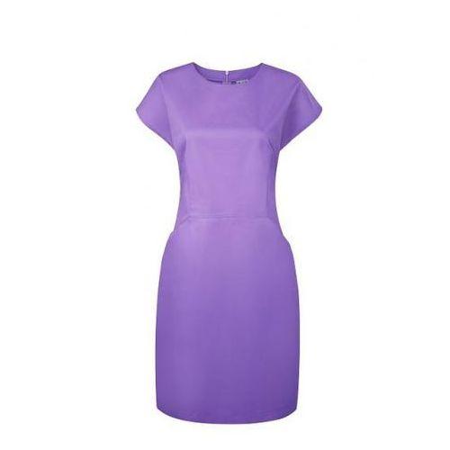 Sukienka kosmetyczna VENA FIOLET (odzież medyczna)