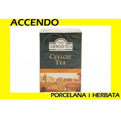AHMAD TEA ANGIELSKA HERBATA CZARNA CEYLON 100 gram