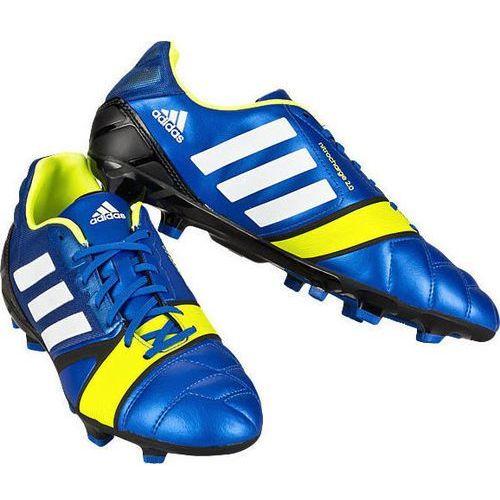 6b071128e Nowe buty piłkarskie nitrocharge 2.0 trx rozmiar 42-26,5cm marki Adidas  119,99 zł Buty adidas Nitrocharge 2.0 Fg Q33672 Buty stworzone z materiałów  ...