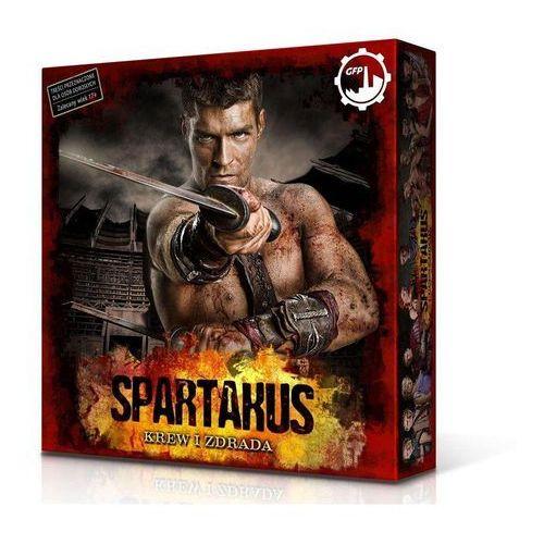 Spartakus: Krew i Zdrada. Gra Planszowa, 02D1-36754