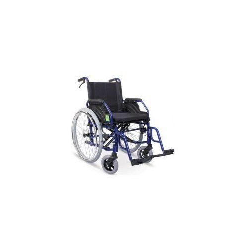 Wózek inwalidzki aluminiowy ręczny VITEA CARE VCWK9AH - oferta (057cd3a1eff3e4ce)