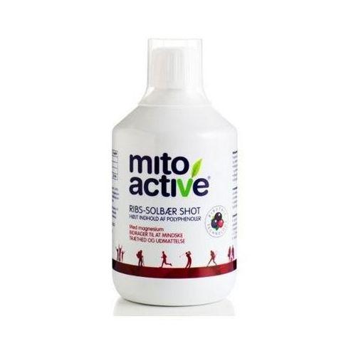 MitoActive (sok z porzeczki) 500 ml
