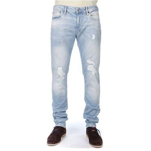 Pepe Jeans Stanley Beach Dżinsy Niebieski 32/34, kolor niebieski