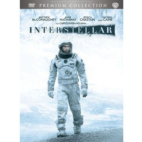 Interstellar (DVD) - Christopher Nolan (7321910335536)