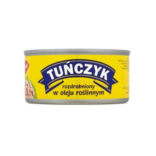 Tuńczyk rozdrobniony w oleju (5903895020038)