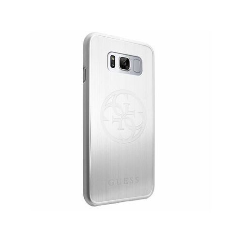 Guess GUHCS8MERLSI Samsung Galaxy S8 (srebrny) - produkt w magazynie - szybka wysyłka! (3700740400463)