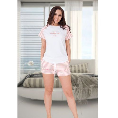 d2114d83df24c8 Piżama amanda 615 kr/r rozmiar: l, kolor: granatowy melange. m-max, l, m,  s, xl marki M-max 75,28 zł Piżama kobieca z wysokiej jakości bawełny.
