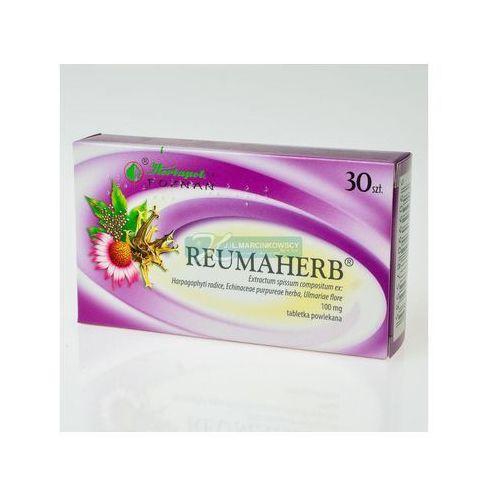 Reumaherb 100mg 30 tabletek z kategorii Tabletki na odchudzanie