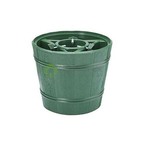Stojak choinkowy-donica PLANETA2 zielony, kup u jednego z partnerów