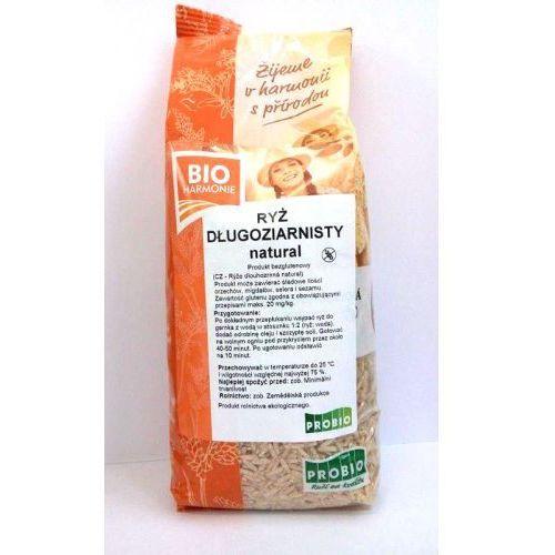 Bio harmonie Ryż długoziarnisty natural bio 500g (8594008911885)